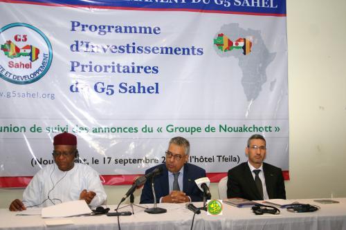 Le ministre de l'Economie déclare : le Président de la République accorde un intérêt au renforcement de l'intégration sous régionale
