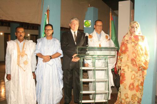 L'ambassadeur du Brésil en Mauritanie se félicite du niveau des relations mauritano-brésiliennes