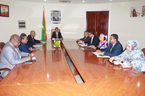 Le Premier ministre donne des directives pour l'élaboration d'une feuille de route en vue de l'atteinte des objectifs du Port de Tanit