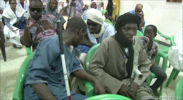 Mauritanie : intégration des personnes handicapées intégrées dans l'enquête démographique et de santé