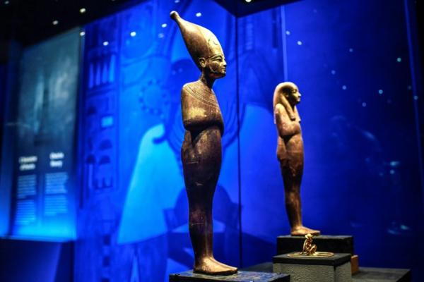Succès pharaonique pour l'exposition Toutankhamon