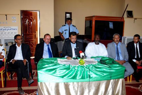 Le ministre des affaires islamiques supervise l'inauguration d'une nouvelle mosquée à Riyad