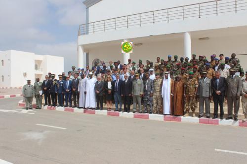 Le Collège de Défense du G5-Sahel clôture une session de formation au profit de 36 officiers de la force conjointe