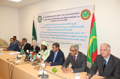 La Mauritanie abrite trois ateliers relatifs à l'enfance arabe, à l'arrêt de la violence contre les enfants et la famille arabe