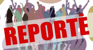 L'UPR annonce le report de son congrès