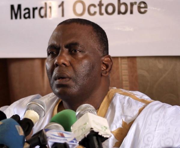 Mauritanie : Biram, en désaccord avec Ghazouani sur le traitement de l'esclavage
