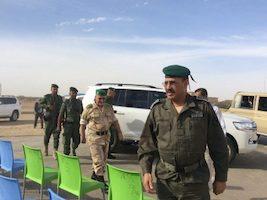 Mauritanie: la direction de la gendarmerie opère de profonds changements
