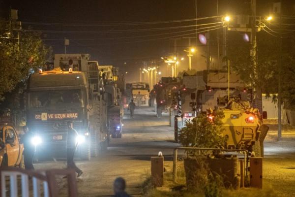 "La Turquie va attaquer en Syrie ""sous peu"", ignorant les atermoiements de Trump"