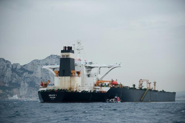 Explosions sur un tanker iranien: de possibles frappes de missile