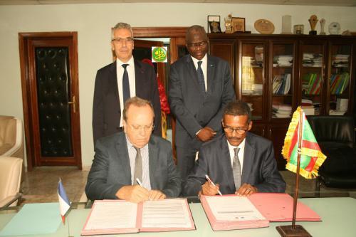 Un financement français de quatre cent mille euros pour la recherche à l'université de Nouakchott Al –Aasriya