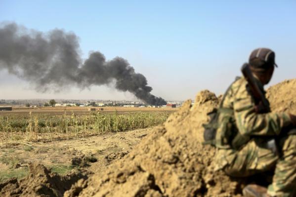 Syrie: le régime intervient pour stopper l'offensive turque contre des forces kurdes