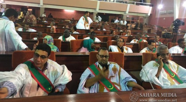 Mauritanie : un nouveau président pour le groupe parlementaire de l'UPR