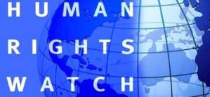 HRW interpelle au sujet des violences basées sur le genre