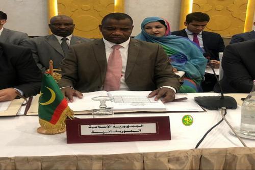 Le ministre de la culture réitère la priorité accordée à l'action culturelle dans le programme du gouvernement
