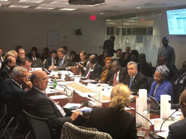 Mauritanie : 60 millions UM de coût de participation aux rencontres BM / FMI