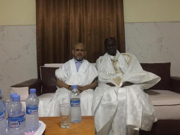 Mauritanie : ٌRencontre de concertation entre Tawassoul et la CVE