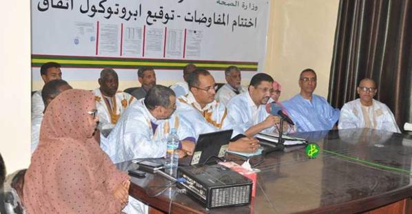 Mauritanie : un syndicat de la santé appelle à plus de vigilance à propos des médicaments