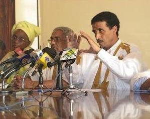 Mauritanie : Des membres de l'UFP, contre la sanction de figures du parti