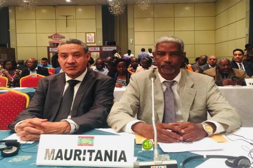 La Mauritanie réitère son attachement à ses engagements dans le domaine des Droits de l'Homme