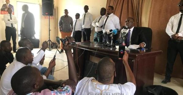 Biram appelle le président Ghazouani à s'ouvrir sur les politiciens et les militants des droits de l'homme