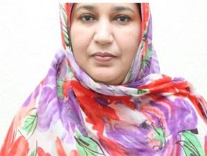 Moutha Mint El Hadj, présidente de la Commission Nationale des Femmes UPR : ''Il n'y a et ne saurait y avoir de tension entre le président Ghazouani et l'UPR''