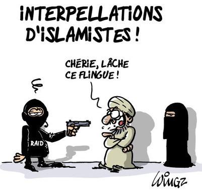 Décret créant un Comité National de Lutte contre le terrorisme