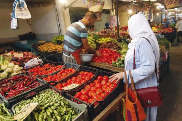Des produits agricoles algériens sur le marché mauritanien