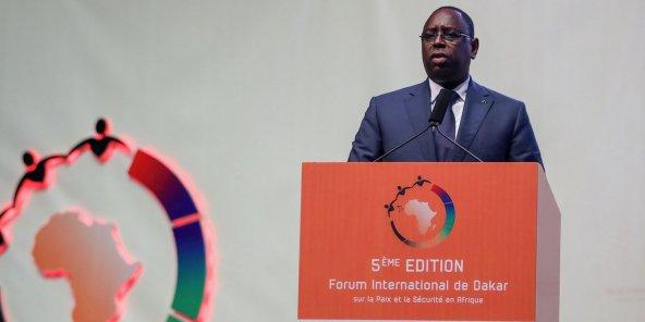 Paix et sécurité en Afrique : Mohamed Ould Ghazouani invité d'honneur de Macky Sall à Dakar