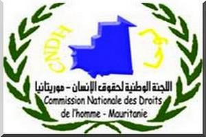 Commission Nationale des Droits de l'Homme: Communiqué de presse