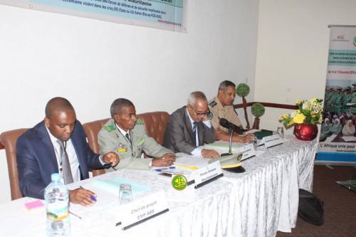 Prévention et lutte contre le terrorisme et l'extrémisme violent dans les cinq (05) Etats du G5 Sahel