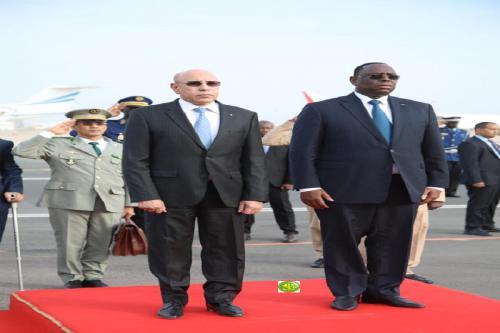 Arrivée du Président de la République à Dakar
