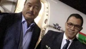 Un employé de la MAI licencié pour avoir pris une photo avec l'ancien président Aziz