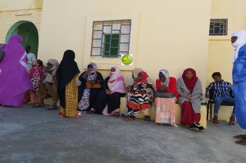 Nouadhibou : une mission espagnole donne des consultations gratuites en dermatologie
