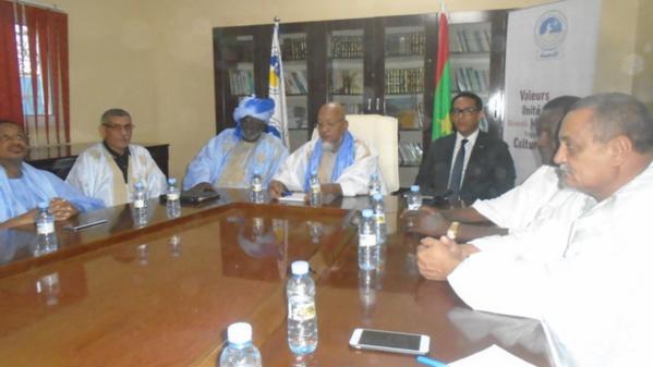 Le comité provisoire chargé de la gestion de l'UPR convoqué en urgence pour une réunion ce soir