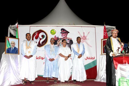 L'ambassadeur du Sultanat d'Oman loue le rôle de la Mauritanie dans la lutte contre le terrorisme