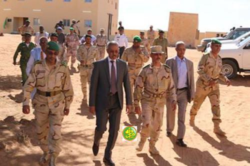 Le ministre de la Défense nationale préside à Boghé l'inauguration de plusieurs installations militaires