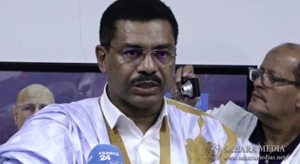 Le porte-parole de la commission de l'UPR : « Ghazouani est la seule référence du parti »