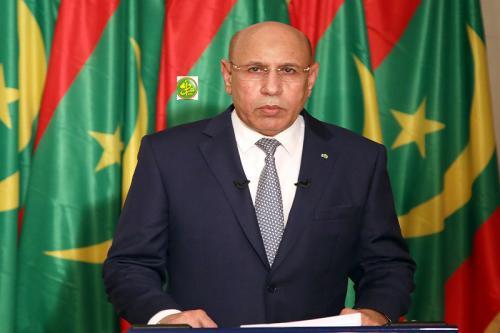 Le Président de la République à la Nation : ''Nous sommes déterminés à honorer nos engagements dont le train de mise en œuvre a été lancé''