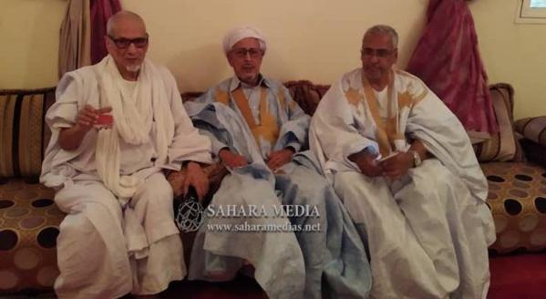 L'ancien président Sidi O. Cheikh Abdallahi à Akjoujt pour assister aux festivités de l'indépendance nationale