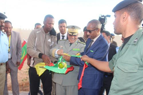 Inchiri : Inauguration de nouveaux locaux de la direction régionale de la sureté et d'un commissariat de police