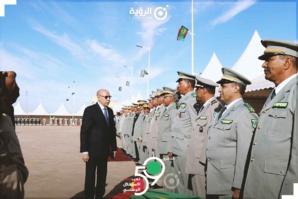 Images : Aziz s'effondre, Ghazouani s'impose…