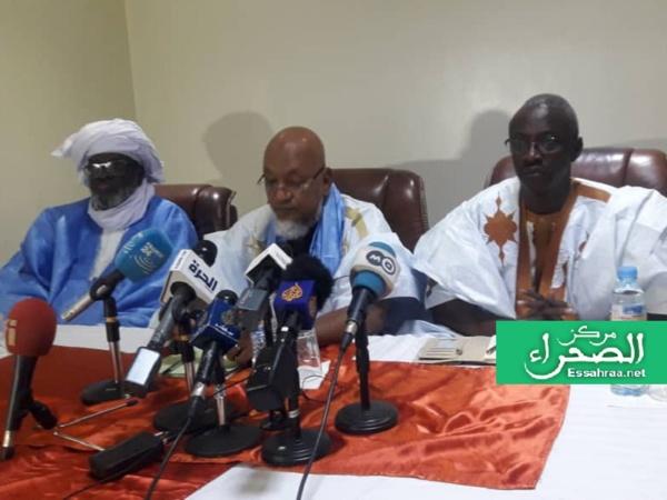 Boidiel: Ghazouani m'a convoqué pour signer l'initiative du 3e mandat