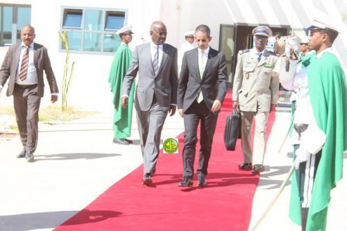 Le Premier ministre se rend à Néma pour l'inauguration de la nouvelle ligne aérienne Nouakchott-Néma