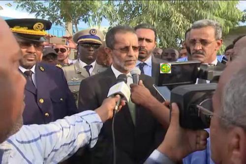 Le Premier ministre souligne l'intérêt de la ligne aérienne directe Nouakchott-Néma