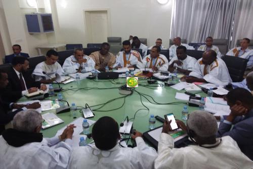 La commission des finances de l'assemblée nationale examine le budget du ministère des affaires islamiques