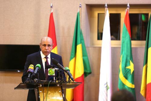 """Ouverture des travaux du 18eme sommet des chefs d""""Etat membres de l'OMVS"""