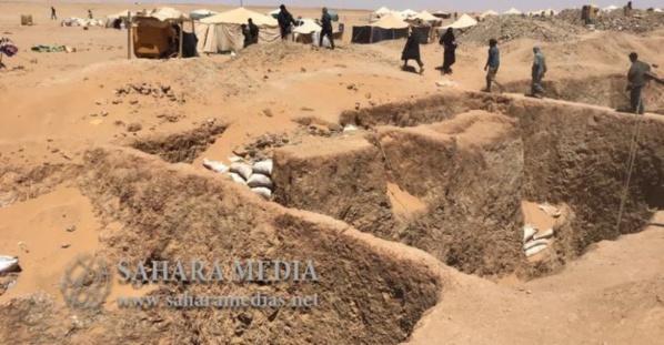 Trois orpailleurs ensevelis après l'effondrement d'un puits