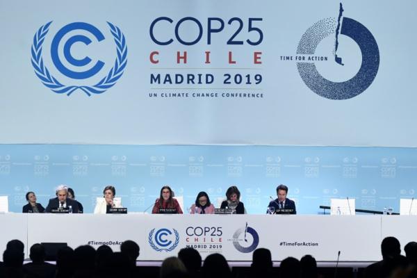 La COP25 adopte un accord a minima, loin de l'urgence climatique