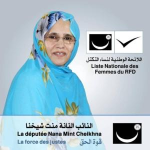 Après un témoignage comme celui-ci, Fatimetou Mint Abdel Malick peut dormir tranquille