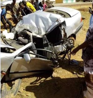 Un accident routier fait 5 morts sur l'axe Nouakchott-Nouadhibou